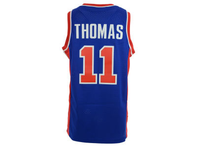 Detroit Pistons Isiah Thomas adidas NBA Retired Player Swingman Jersey