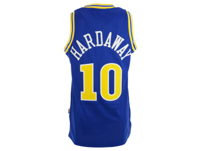 Golden State Warriors Tim Hardaway adidas NBA Retired Player Swingman Jersey