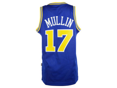 Golden State Warriors Chris Mullin adidas NBA Men's Retired Player Swingman Jersey