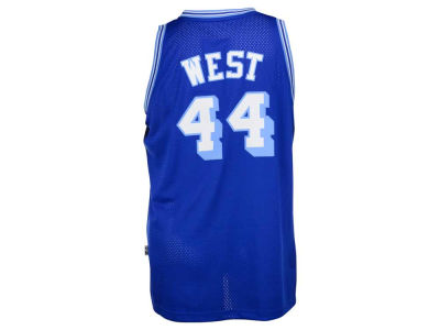 Los Angeles Lakers Jerry West adidas NBA Men's Retired Player Swingman Jersey