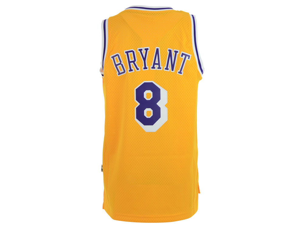 Los Angeles Lakers Kobe Bryant adidas NBA Men s Retired Player Swingman  Jersey. Los Angeles ... 9a08e0559755