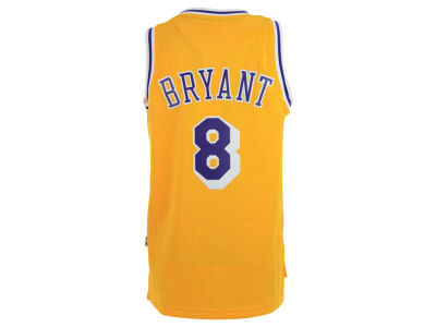 Los Angeles Lakers Kobe Bryant adidas NBA Retired Player Swingman Jersey