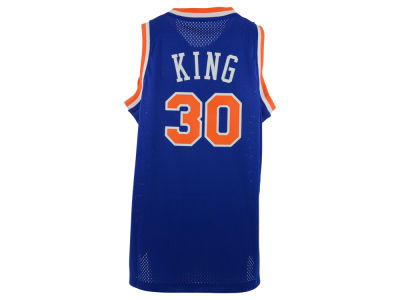 New York Knicks Bernard King adidas NBA Retired Player Swingman Jersey