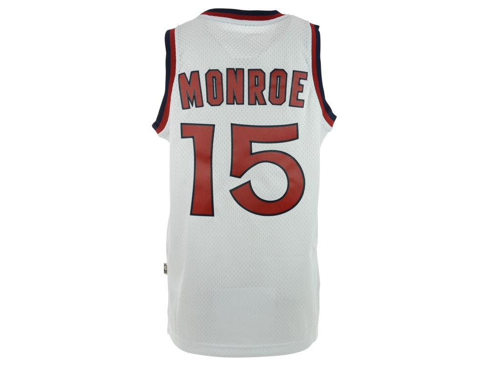 fa6335365 New York Knicks Earl Monroe adidas NBA Men s Retired Player Swingman Jersey