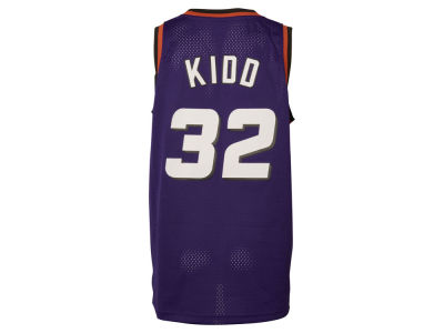 Phoenix Suns Jason Kidd adidas NBA Men's Retired Player Swingman Jersey