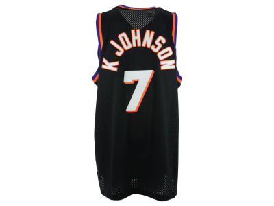 Phoenix Suns Kevin Johnson adidas NBA Men's Retired Player Swingman Jersey