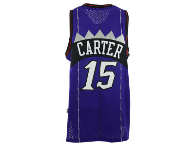 Toronto Raptors Vince Carter adidas NBA HWC Men's Player Swingman Jersey
