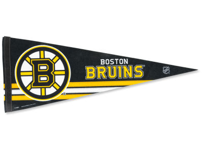 Boston Bruins 12x30 Premium Pennant