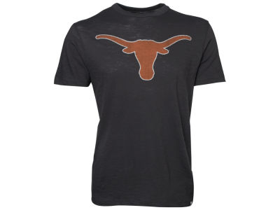 Texas Longhorns '47 NCAA Logo Scrum T-Shirt