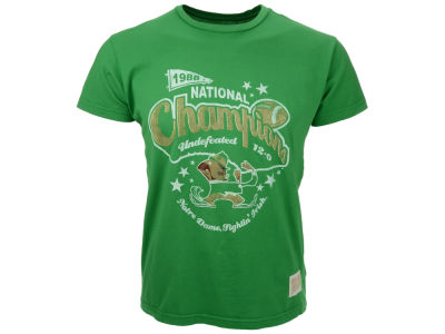 Notre Dame Fighting Irish Retro Brand NCAA 1988 National Champs T-Shirt