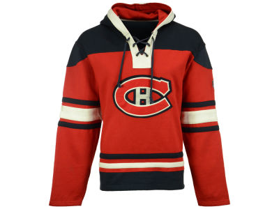 Montreal Canadiens NHL Lace Jersey