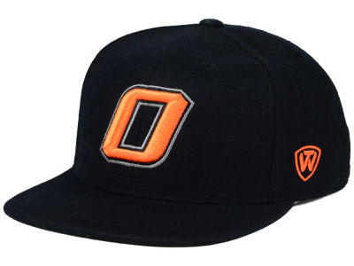 Oklahoma State Cowboys Top of the World NCAA Slam Fitted AC