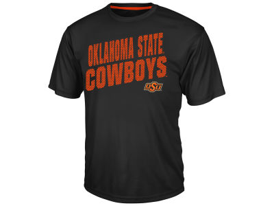 Oklahoma State Cowboys NCAA Rocket Poly T-Shirt