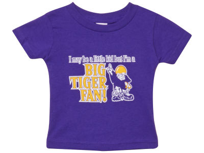 LSU Tigers NCAA 2 for $25  NCAA Infant Big Tiger Fan T-Shirt
