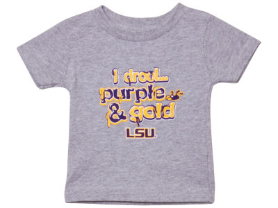LSU Tigers NCAA 2 for $25  NCAA Infant Drool T-Shirt
