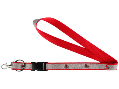 Louisville Cardinals Sparkle Lanyard-Aminco