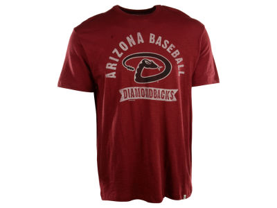 Arizona Diamondbacks '47 MLB Men's Scrum Ribbon T-Shirt
