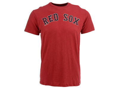 Boston Red Sox '47 MLB Men's Scrum Logo T-Shirt