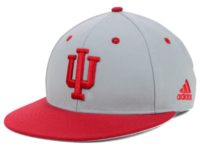 Indiana Hoosiers adidas NCAA On Field Baseball Cap
