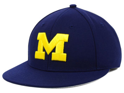 Michigan Wolverines adidas NCAA On Field Baseball Cap