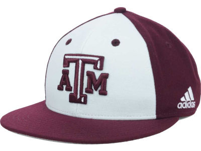 Texas A&M Aggies adidas NCAA On Field Baseball Cap