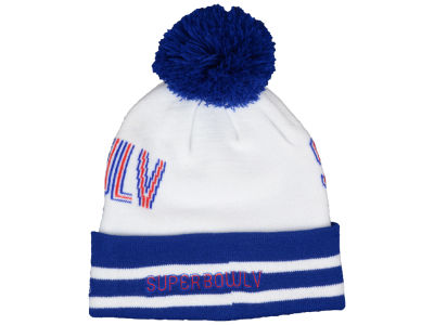 Baltimore Colts New Era NFL Super Bowl Super Wide Point Knit
