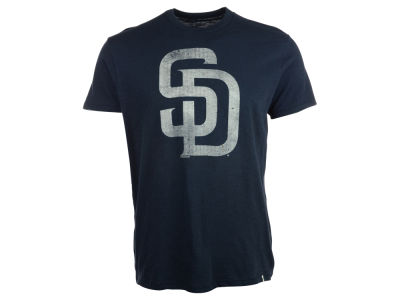San Diego Padres '47 MLB Men's Scrum Logo T-Shirt