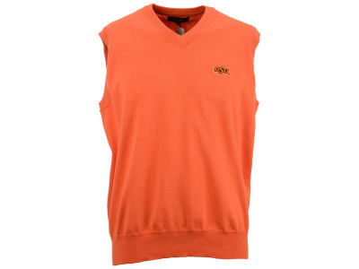 Oklahoma State Cowboys NCAA Men's Solid Sweater Vest