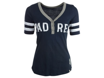San Diego Padres '47 MLB Women's First Up T-Shirt