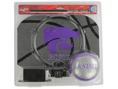 Kansas State Wildcats Slam Dunk Hoop Set