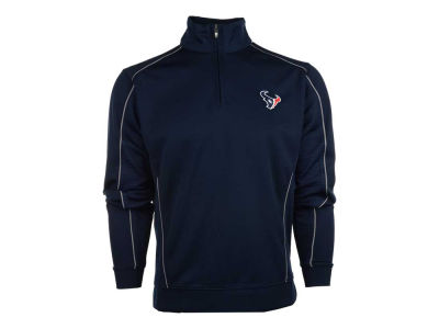 Houston Texans NFL CB DryTec Edge Half Zip Jacket