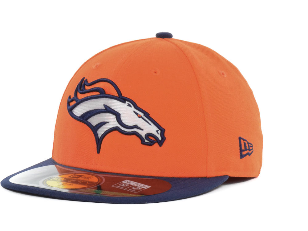 081e3494c4a Denver Broncos New Era NFL On Field Low Crown 59FIFTY Cap