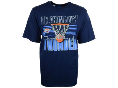 Oklahoma City Thunder adidas NBA Men's Hoop Shot T-Shirt
