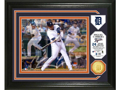 Detroit Tigers Miguel Cabrera Photo Mint Coin-Bronze
