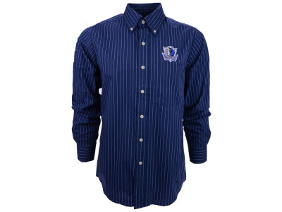 Dallas Mavericks NBA Achieve Button Down Woven Shirt