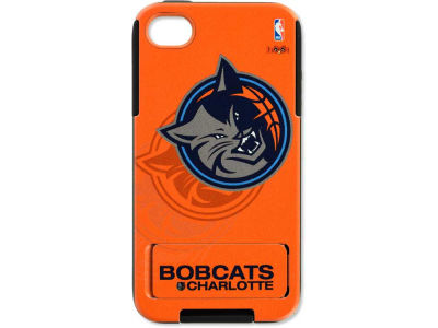 Charlotte Bobcats Double Team Iphone4 Case