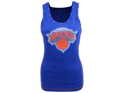 New York Knicks NBA Womens Necklace Tank