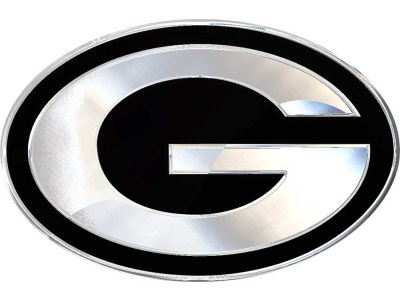 Green Bay Packers Metal Auto Emblem