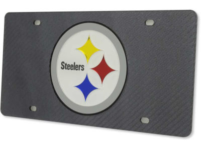 Pittsburgh Steelers Carbon Laser Tag