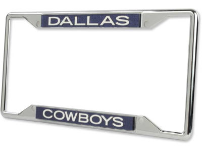 Dallas Cowboys Glitter Laser Frame