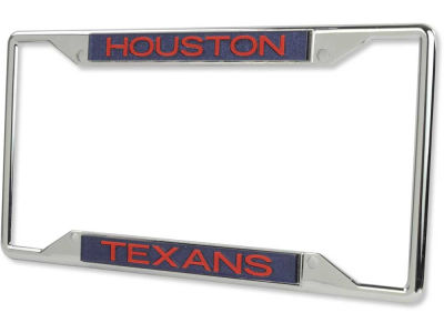 Houston Texans Glitter Laser Frame