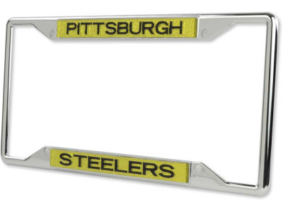 Pittsburgh Steelers Glitter Laser Frame