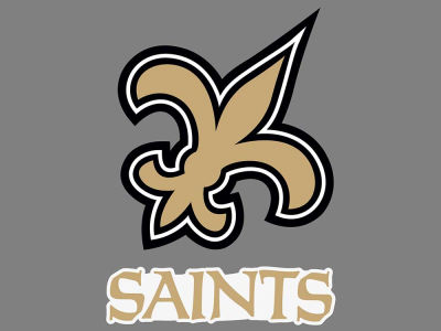 New Orleans Saints Magnet Stockdale 5x7