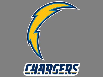 Los Angeles Chargers Magnet Stockdale 5x7