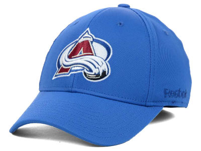 Colorado Avalanche Reebok NHL Hat Trick 2.0 Cap