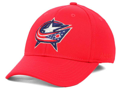 Columbus Blue Jackets Reebok NHL Hat Trick 2.0 Cap