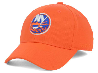 New York Islanders Reebok NHL Hat Trick 2.0 Cap