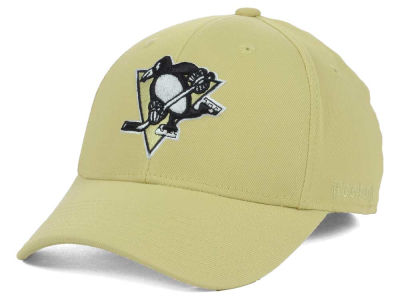 Pittsburgh Penguins Reebok NHL Hat Trick 2.0 Cap