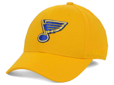 St. Louis Blues Reebok NHL Hat Trick 2.0 Cap