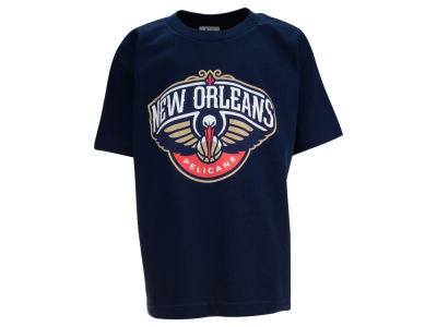New Orleans Pelicans Anthony Davis NBA Youth Name And Number T-Shirt